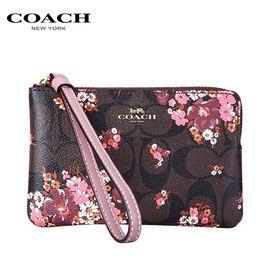 COACH 蔻驰 女式新款钱包零钱包拉链手包