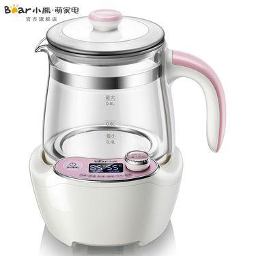 小熊 TNQ-A08C1 恒温调奶器暖奶器婴儿泡奶粉机冲奶器温奶器