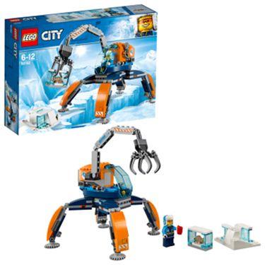 LEGO 乐高 城市组系列极地冰雪履带机 60192
