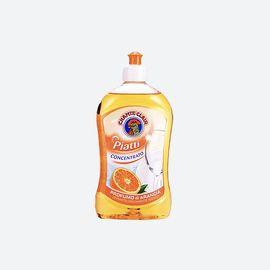 大公鸡头 意大利进口浓缩洗洁精500ml 香橙香型
