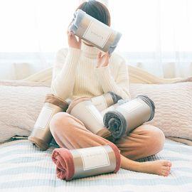 柔系 360g仙女暖暖裤女秋冬法兰绒家居睡裤 6色可选