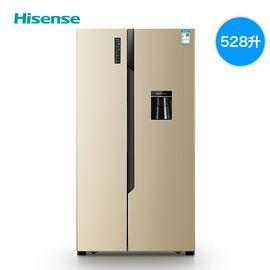 海信 Hisense/海信 BCD-528WFK1DPLQ 变频风冷双开门对开门家用电冰箱
