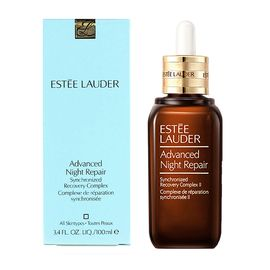 Estee Lauder /雅诗兰黛 实时修护小棕瓶特润精华露 100ml*2 美国进口  匀净透亮 Star Beauty