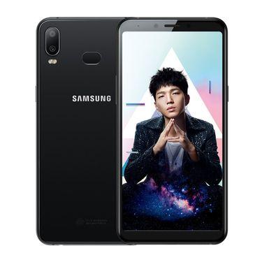 三星 Galaxy A6S SM-G6200新品大视野全面屏后置双摄美颜自拍4G智能手机学生手机