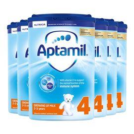 aptamil/爱他美 婴幼儿奶粉 4段  800g 英国进口 提供母乳般的营养支持 CST购