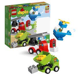乐高 (LEGO)积木 得宝DUPLO我的创意汽车收藏馆1.5岁+ 10886 儿童玩具  大颗粒 2019年新品