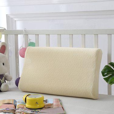 洁帛 儿童乳胶枕适合3-7岁儿童使用枕头枕芯
