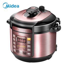 美的MIDEA 电压力锅智能预约高压锅电饭锅 电饭煲 开盖煮组合式菜单 MY-YL50Simple101