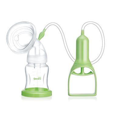 倍尔乐 手拉式吸奶器 吸乳器 挤奶器 妈妈哺乳期 PM-022 绿色