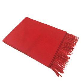 奥世 【秒杀】暖冬加厚围巾礼盒装 红色