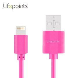 lifepoints/生活易点 iPhone数据线苹果6s充电线7Plus手机X 1米数据线