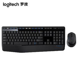 罗技 【现货速发】罗技(Logitech)MK345 无线键鼠套装 无线键盘/鼠标 套装 高效无线 持久舒适! 原装正品