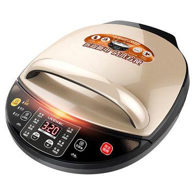 利仁 LR-D3020A 电饼铛家用双面加热可拆洗煎饼烙饼锅煎烤机