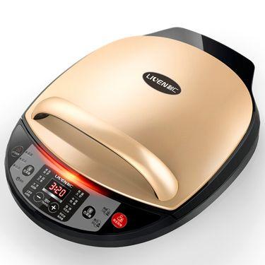 利仁 LR-D3066 电饼铛家用双面加热煎烤机智能触控菜单煎饼烙饼锅