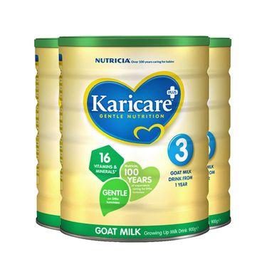 KARICARE/可瑞康 婴幼儿羊奶粉3段900g(1岁以上) 新西兰进口 美易在线
