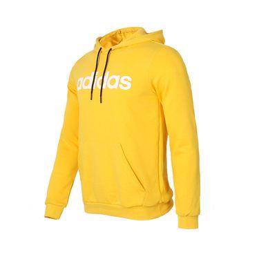 阿迪达斯 Adidas男装卫衣2019春季新款运动服连帽保暖套头衫DW8024