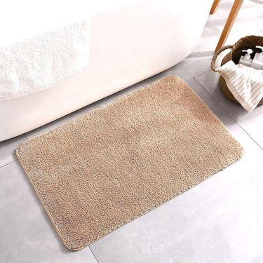 嘉若彤 短绒纤维门口入户地垫 浴室防滑垫门垫脚垫 家用地毯