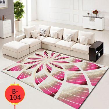 嘉若彤 3D印花客厅沙发茶几卧室床边地毯地垫沙发毯茶几毯床边毯