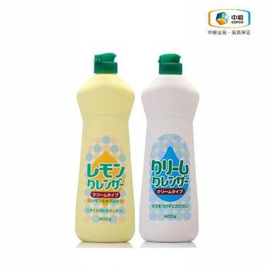 中粮 神户清洁组合:神户物产奶油膏状清洁剂400克、神户物产奶油膏状清洁剂(柠檬味)400克