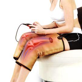 科爱元素   电热关节宝保暖电热震动360度护膝保暖关节炎腿部按摩器艾灸热敷关节膝盖理疗按摩仪器 长款标配