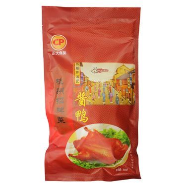 CP 【正大食品】名特产杭州特产酱鸭秘制酱料500g半片鸭包邮