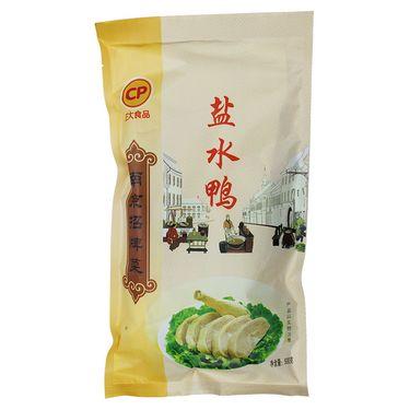 CP 【正大食品】名特产南京特产盐水鸭家乡美味半片鸭500g包邮