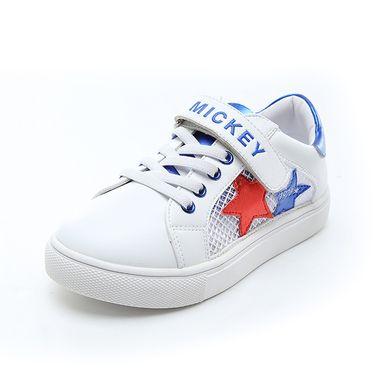 百丽 Disney迪士尼童鞋夏季新款男女童运动鞋中大童运动板鞋S73892