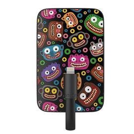 黑鱼 超薄移动电源手机磁吸充电宝便携可爱小巧卡通个性时尚适用iphone5/6s/7p/8/x