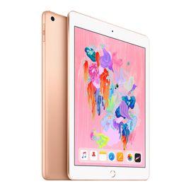 Apple/苹果 【2018年新款ipad】iPad 9.7英寸 平板电脑 128G 金色  WLAN版