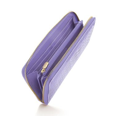 Folli Follie 女士时尚长款浅 紫色钱包 IVY