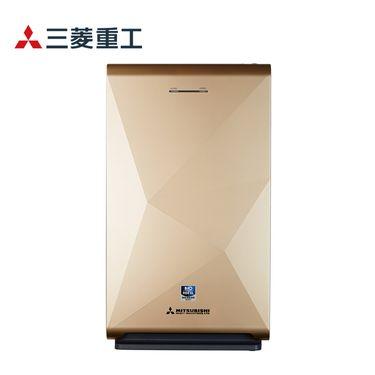 三菱重工 空气净化器 家用静音除甲醛苯PM2.5烟尘杀菌雾霾SP-CS30BG 金色