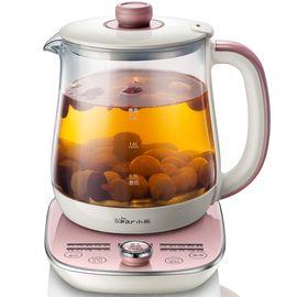 Bear 小熊 养生壶多功能全自动煮茶器花茶壶煎药壶 办公室玻璃加厚电热烧水壶 1.5L