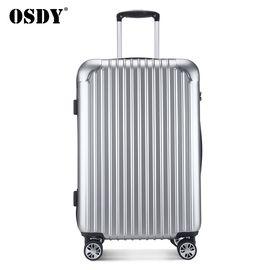OSDY 休闲时尚20寸登机箱24寸结实耐用密码箱26寸29寸万向轮旅行箱拉杆箱行李箱