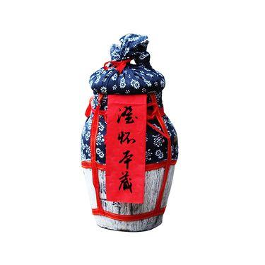 澄怀本酒 澄怀本藏1996--2009年份绍兴手工冬酿黄酒陈酿老酒窖藏手工原酒23L