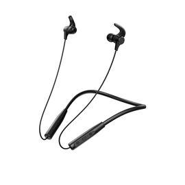 爱国者 (aigo) W06 蓝牙项圈耳机 运动无线蓝牙耳机 挂脖颈挂式双入耳 耳塞式耳机
