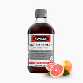 Swisse 【 范冰冰同款 】 胶原蛋白液发肤甲润泽口服液 500ml/ 瓶 IVY