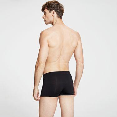 男士内裤 4条盒装男士平角内裤
