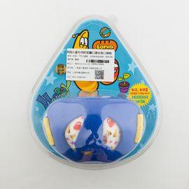 HOOOAH 韩国原产防雾霾儿童口罩防护口罩6-12岁 蓝色