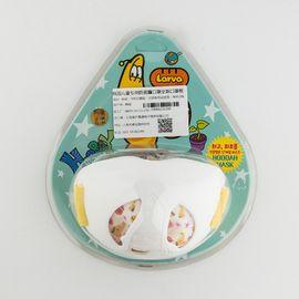 HOOOAH 韩国原产防雾霾儿童口罩防护口罩6-12岁  白色