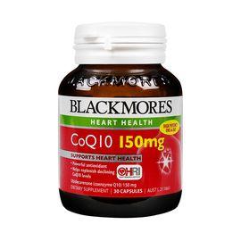 BLACKMORES/澳佳宝 【营养心肌】BLACKMORES 澳佳宝 辅酶Q10 30粒*1瓶 IVY