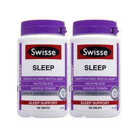 Swisse 【双瓶特惠】缬草根提取精华片双瓶装 IVY