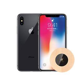 Apple 【含D8木质无线充电器】苹果iPhone X全网通 64G/256G 苹果X ios (顺丰包邮)