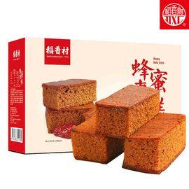 稻香村 蜂蜜枣糕850g传统红枣蛋糕点休闲零食早餐食品