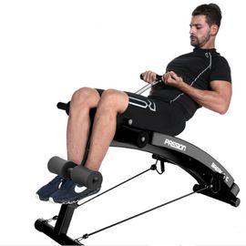 双超 家用健身器材仰卧板仰卧起坐收腹机透气面板头枕多功能收腹器健身板