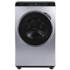 松下 Panasonic 9公斤洗烘干一体 变频全自动滚筒洗衣机 XQG90-VD9059银色