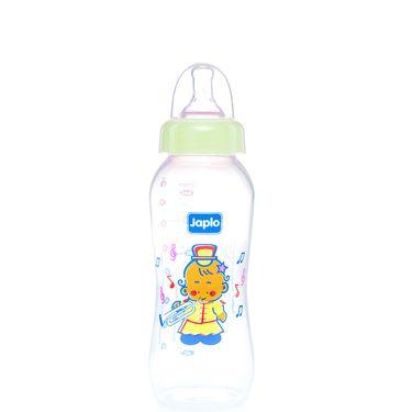 JAPLO 佳儿乐 葫芦型奶瓶 140ML/250ML【马来西亚进口】