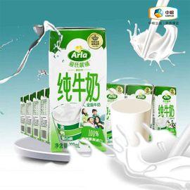 爱氏晨曦 全脂牛奶200ml 欧洲原装进口