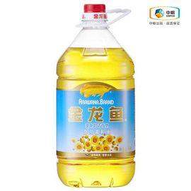 金龙鱼 葵籽调和油瓶装 5L 新鲜日期