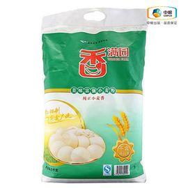 香满园 美味富强小麦粉10斤 中筋面粉 包子饺子馒头饼手擀面 优质原料无添加(ZHC)