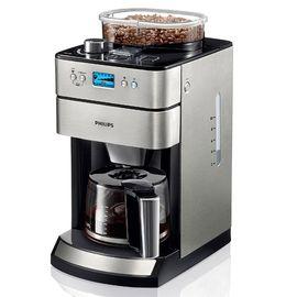 飞利浦(PHILIPS)咖啡机 家用全自动现磨一体带咖啡豆研磨功能 HD7751/00